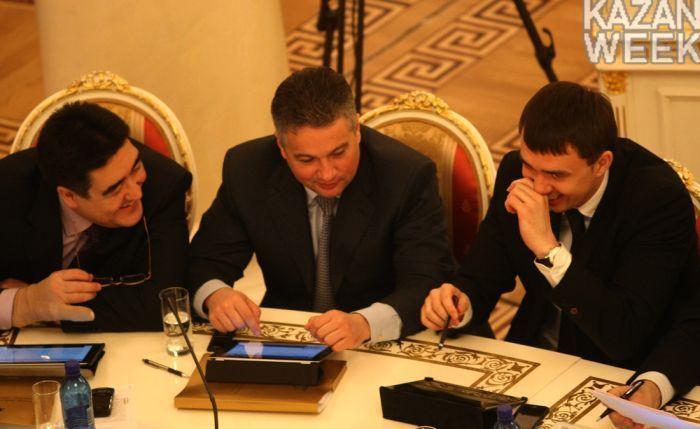 Сессия Казанской городской думы (8 фото)