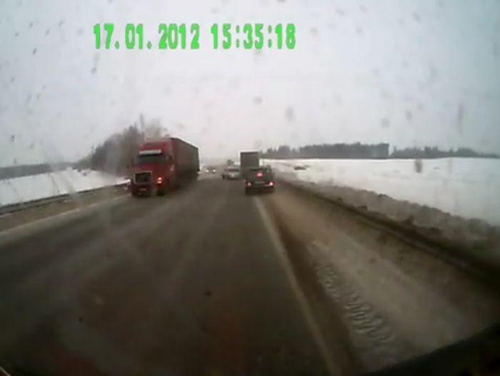 Авария дня часть 441 (фото+видео)