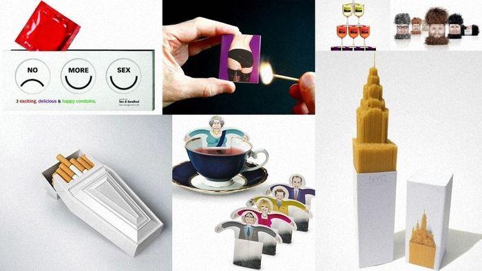 Самая креативная упаковка мира (52 фото)