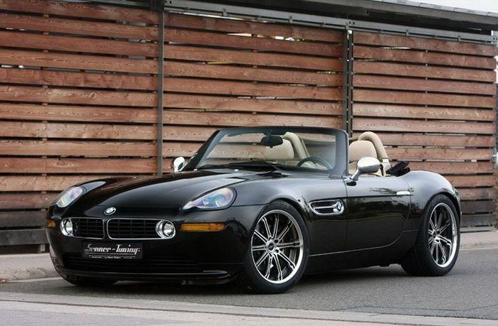 Ателье Senner Tuning поколдовали над BMW Z8 (6 фото)