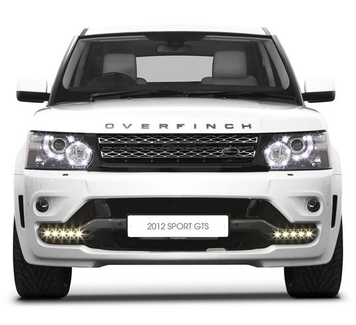 Range Rover Sport от компании Overfinch (3 фото)