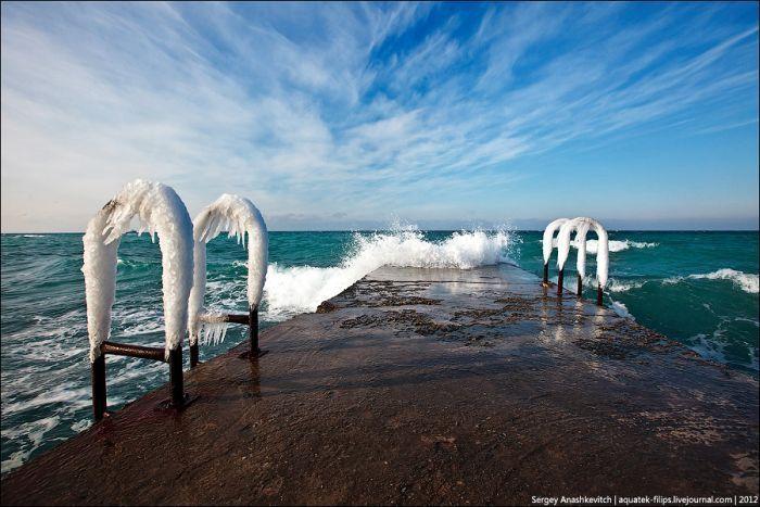 Лазурный берег в несезон (37 фото)