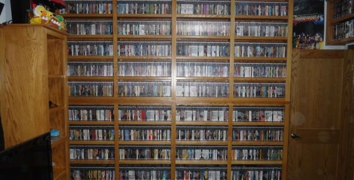 Большой фанат PlayStation 2 (6 фото)