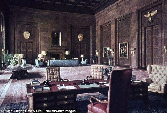 Любимые апартаменты Гитлера (7 фото)