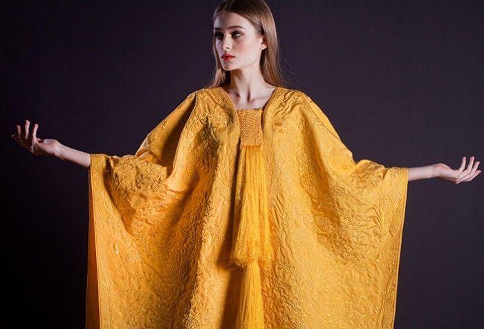 Платье из паутины (11 фото)