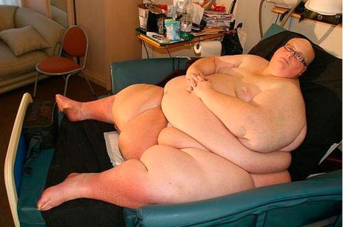 самый жирный, похудел,