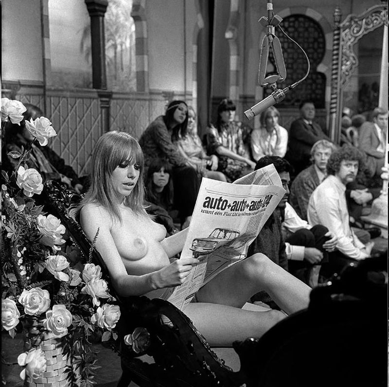 El primer desnudo holandés 1