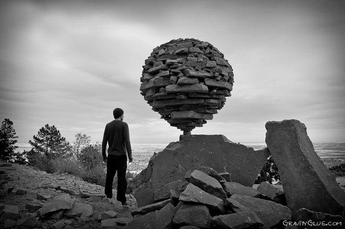 камень, скульптура