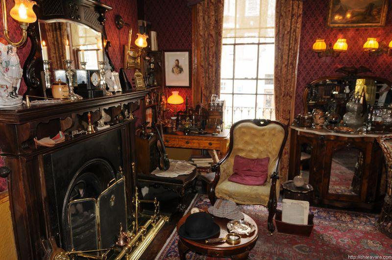 музей, шерлок холмс, сыщик, детектив