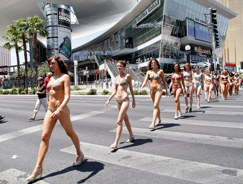 Nude record world
