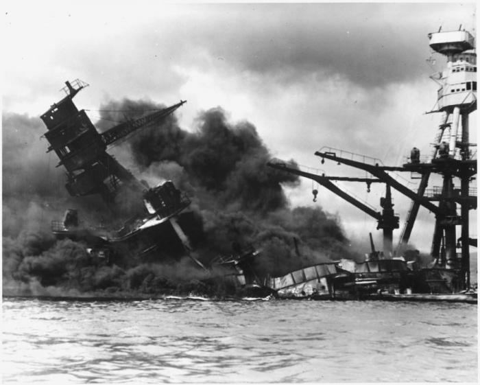 a description of japanese attack on pearl harbor Watch video  dec 7, 1981: 40 years after the attack on pearl harbor, survivors from both sides remember that fateful day.