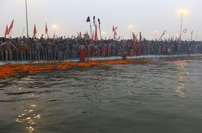 кумбха-мела, культура, купание, традиция, праздник, река
