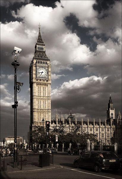 биг бен, часы, колокол, лондон