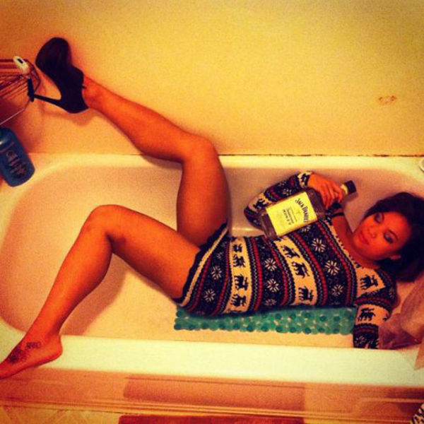 Fotos cómicas de gente borracha Drunk-012