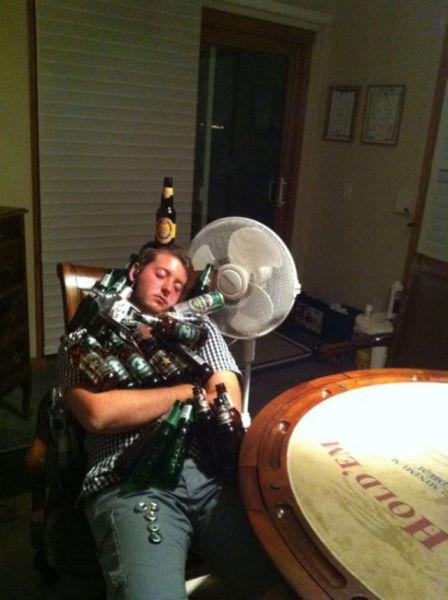 Fotos cómicas de gente borracha Drunk-014
