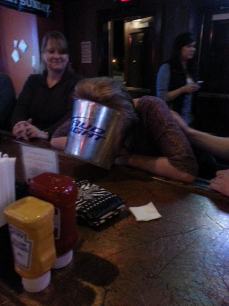 Fotos cómicas de gente borracha Drunk-018