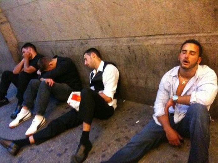 Fotos cómicas de gente borracha Drunk-024