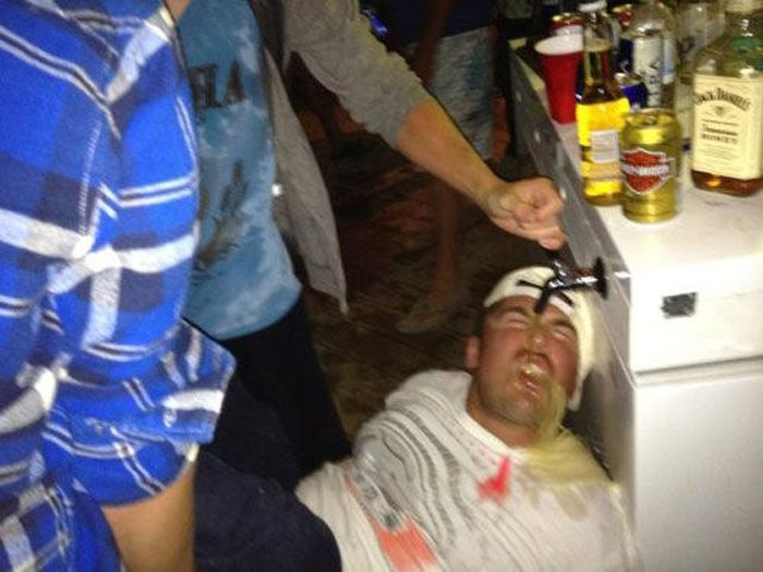 Fotos cómicas de gente borracha Drunk-029