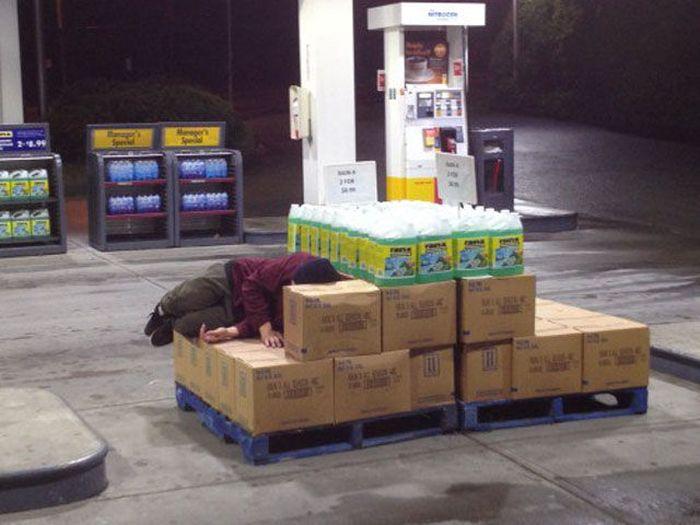 Fotos cómicas de gente borracha Drunk-037