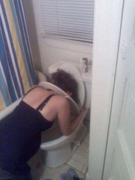 Fotos cómicas de gente borracha Drunk-039