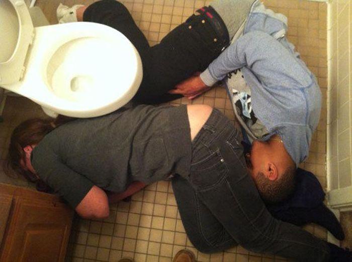 Fotos cómicas de gente borracha Drunk-041