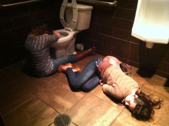 Fotos cómicas de gente borracha Drunk-045