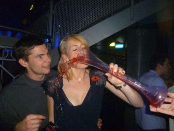 Fotos cómicas de gente borracha Drunk-048