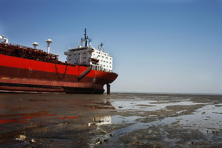 Alang: Donde los buques van a morir 02
