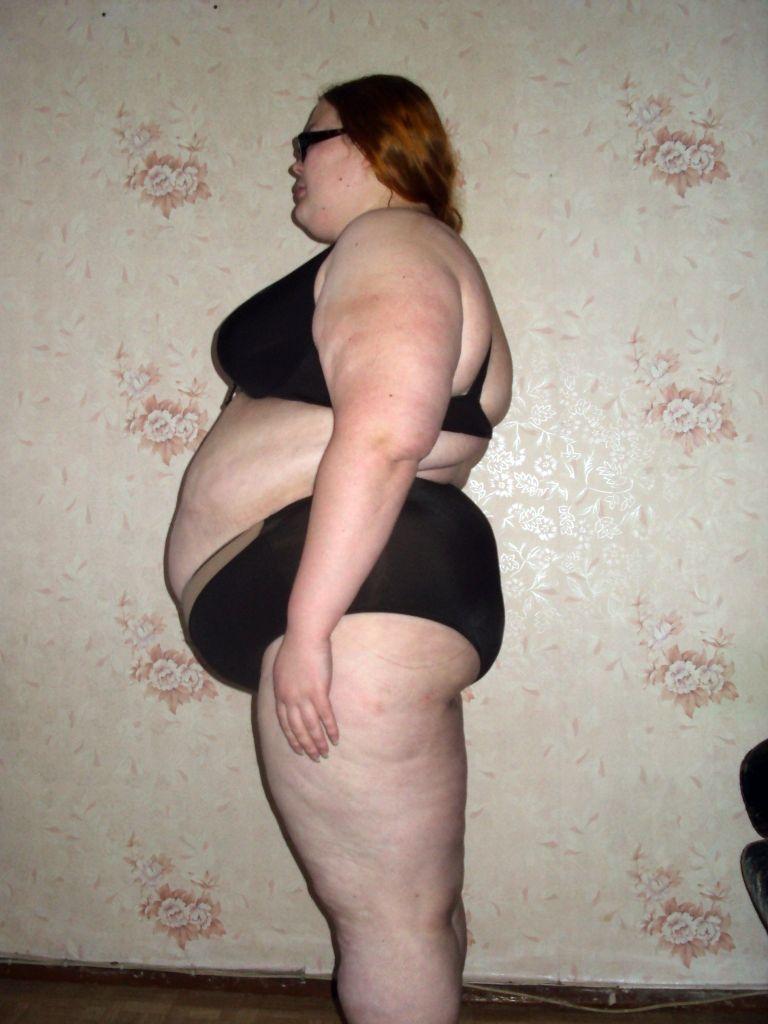 Пузо до колен у женщин фото