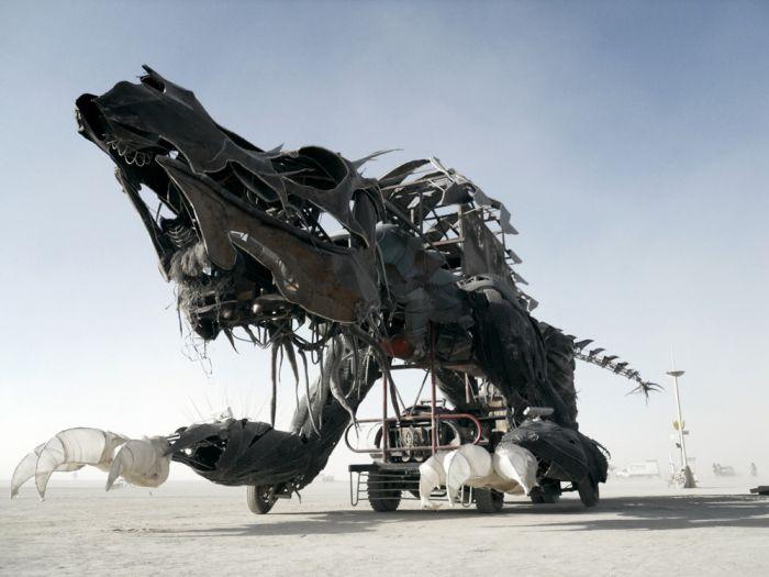 Фотка дракон, крутая фотография, механический, робот