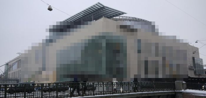 мариинский театр, новое здание,