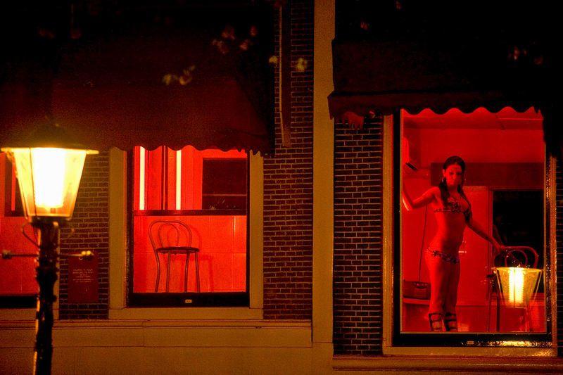 Юпорн улицы красных фонарей, завезли и трахнули