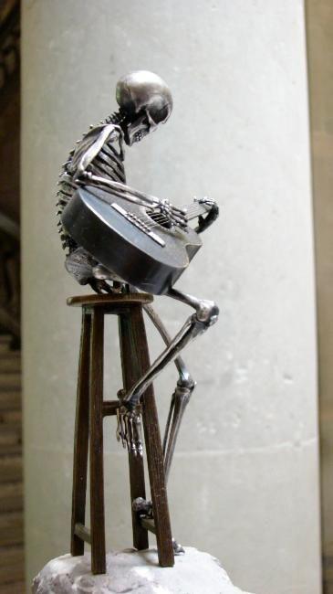 Оригинальные скульптуры (23 фото)