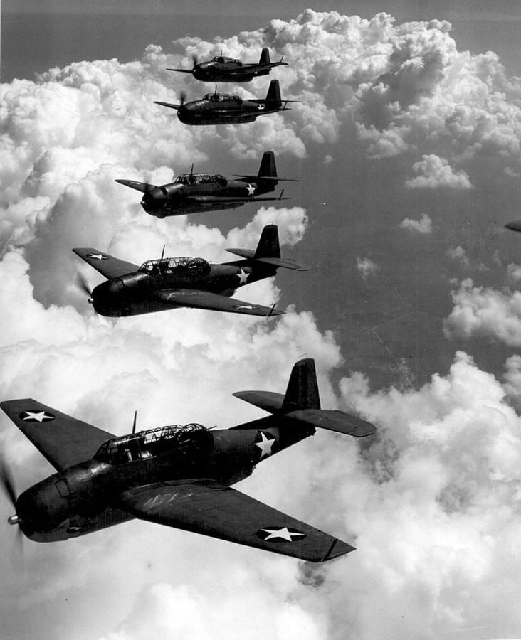 Самолеты времен вов картинки