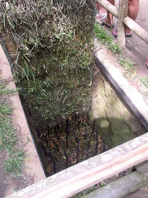 Вьетнамские ловушки (11 фото + текст)
