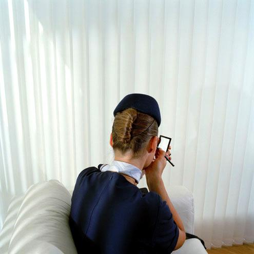 Стюардессы глазами фотографа (19 фото)