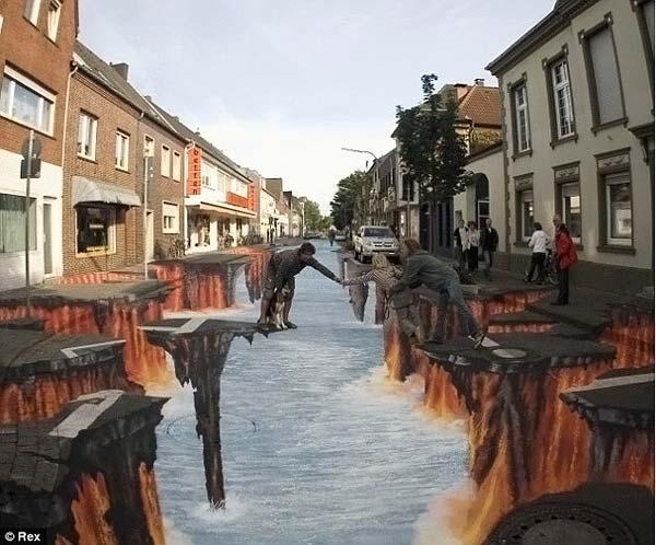 Улица Ада (8 фото)