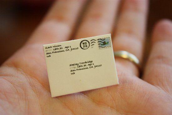 Самая маленька почта