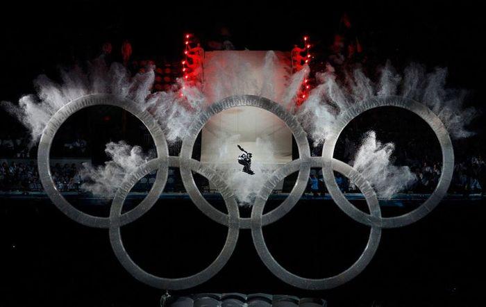 Смертельное начало олимпиады (33 фото+видео)
