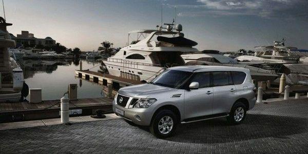 Новый Nissan Patrol седьмого поколения (7 фото+видео)