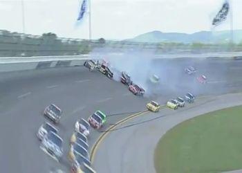 Лучшее в NASCAR 2010