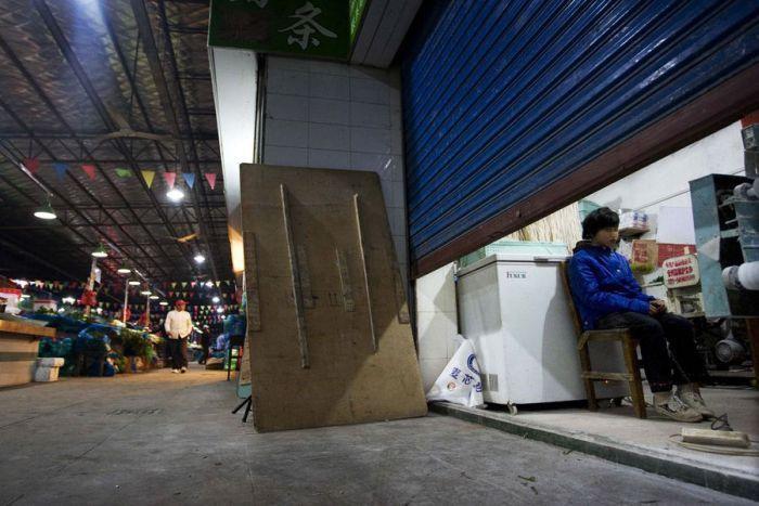 Ребенок-заложник в Китае (5 фото)