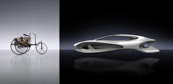Mercedes-Benz отмечает 125-годовщину первого авто (19 фото)