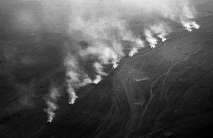 Фотографии Афганистана с воздуха (19 фото)