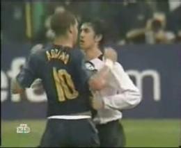 Футбольные драки