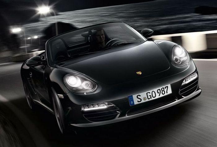 Porsche Boxster S Black Edition (8 фото)