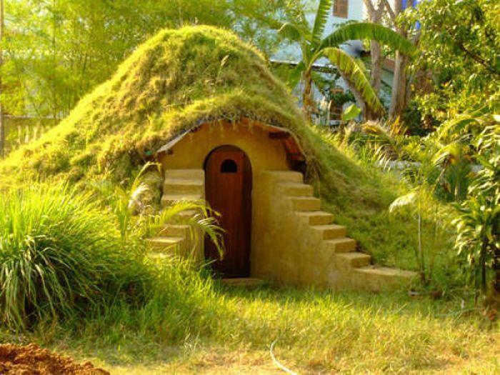 Еще один дом для хоббита (17 фото)