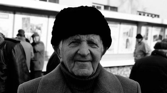 """""""Портрет русского старика"""" (19 фото)"""