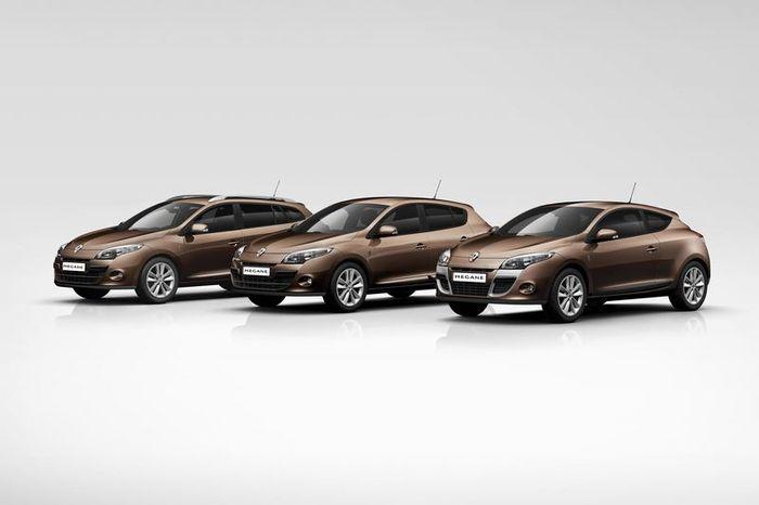 Спецверсия автомобилей Renault в честь регби (15 фото)