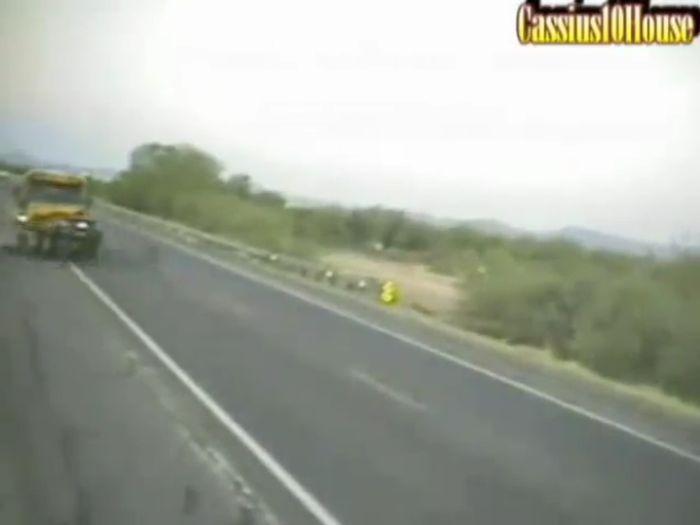 Авария дня часть 118 (фото+видео)